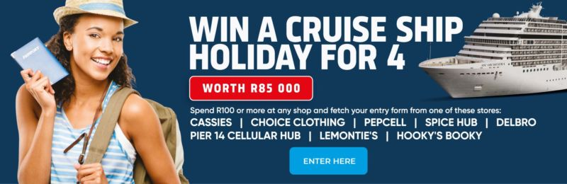 Win a Cruise Competition